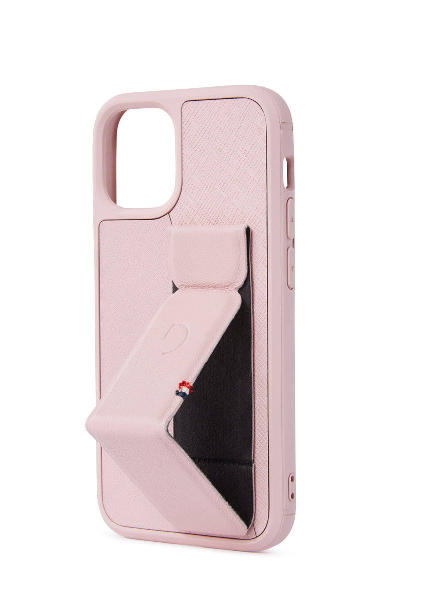 Stand Case Split Silver Pink - iPhone 12 Mini