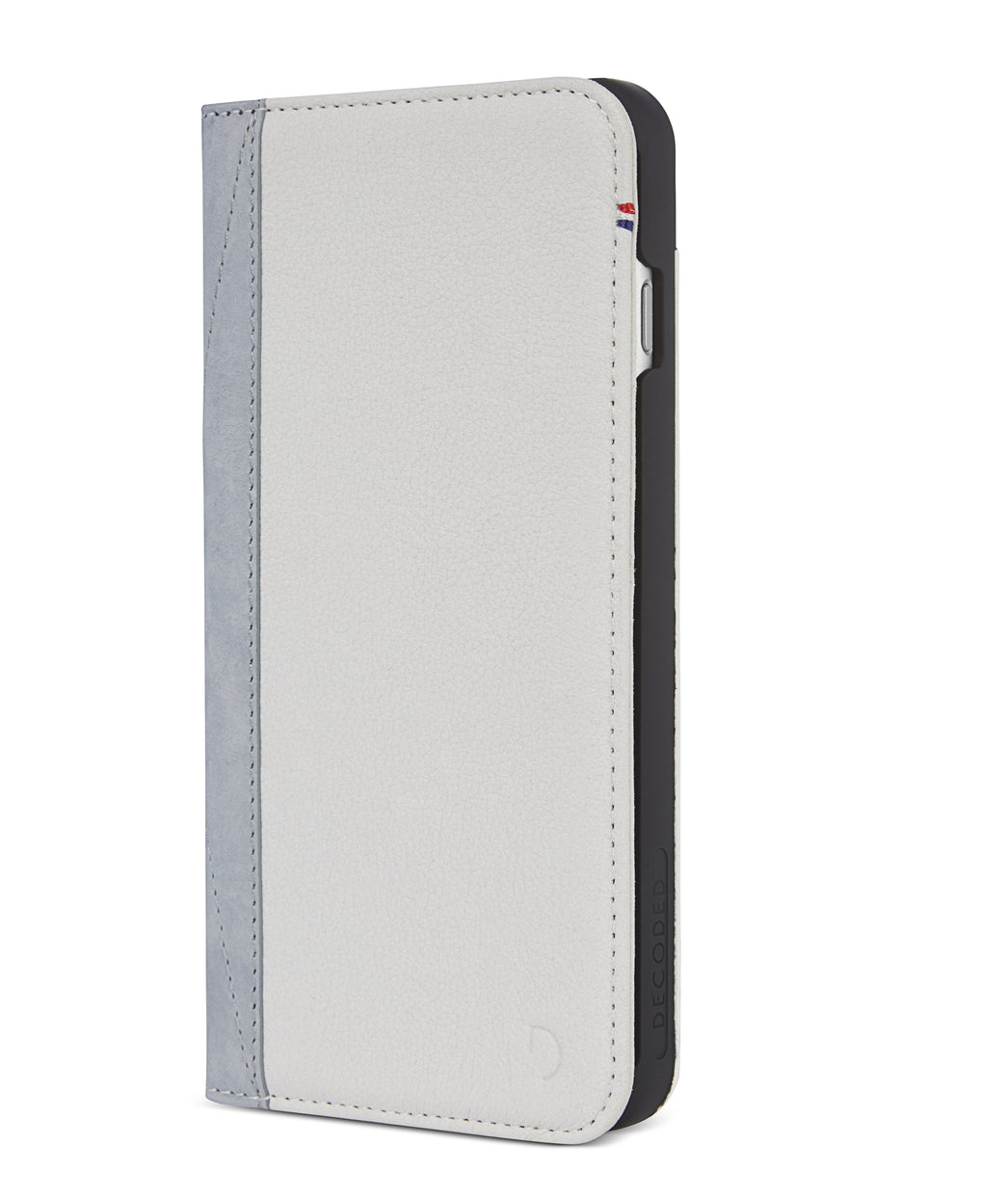 Wallet Case White/Grey - iPhone 8-Decoded Bags