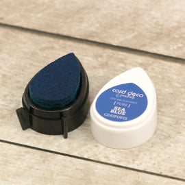 Sea Blue Essentials Fade-Resistant Dye Ink CDEIPU015**