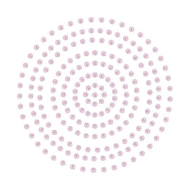 Couture Creations Adhesive Pearls - Soft Purple (2mm- 424pc)