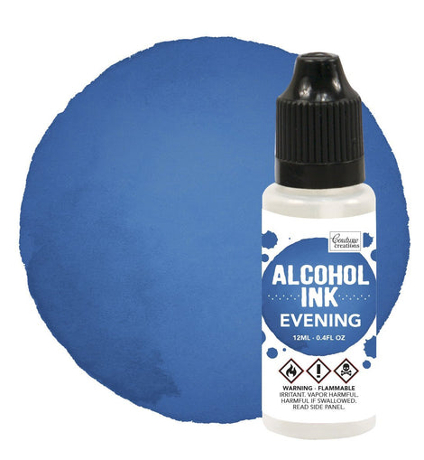 Couture Creations Alcohol Ink Denim / Evening 12ml (0.4fl oz) CO727308