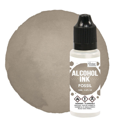 Couture Creations Alcohol Ink Mushroom / Fossil 12ml (0.4fl oz) CO727318