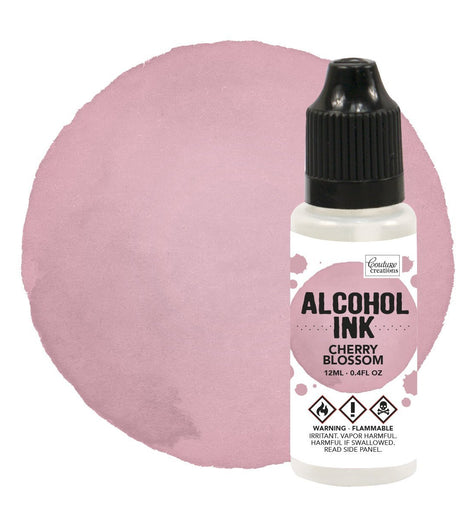 Couture Creations Alcohol Ink Salmon /Cherry Blossom 12ml (0.4fl oz) CO727328