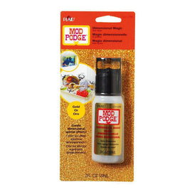 Mod Podge Dimensional Magic - Glitter Gold (2oz) CS11290