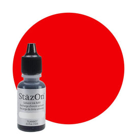 Staz On - Solvent Refill 15ml Blazing Red J7032-021