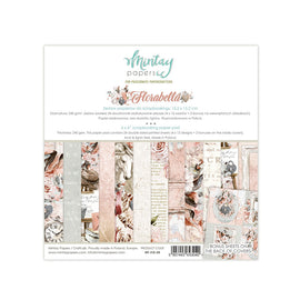 Florabella 6 x 6 Paper Collection by Mintay MT-FLB-08