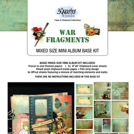 War Fragments Mini Album