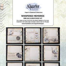 Whispered Memories Mini Album