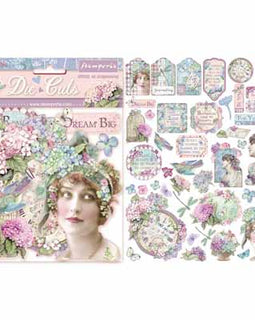 Hortensia Assorted Die Cuts (STDFLDC13)