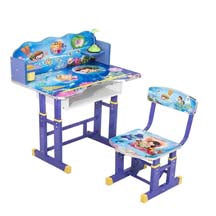 Kid's Desk & Chairs