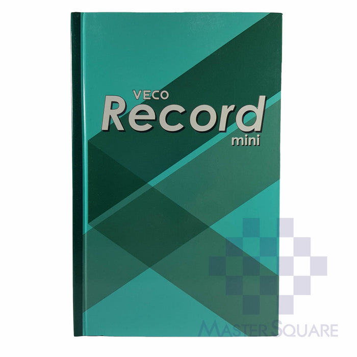 Veco Record Book Mini 500pp-Master Square
