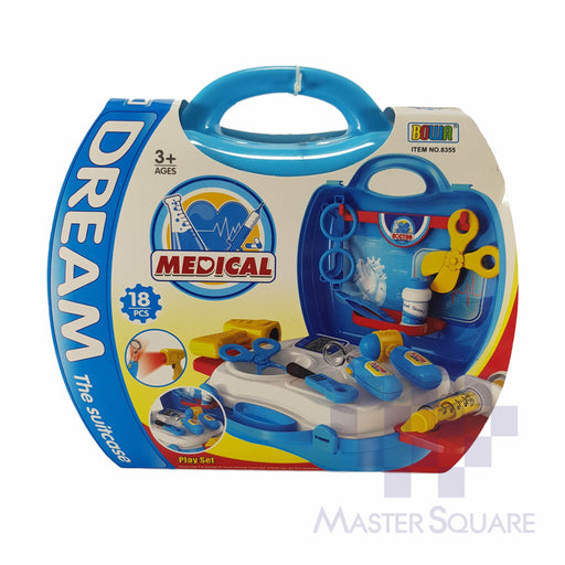 Dream Suitcase Medical Blue 8355-Master Square