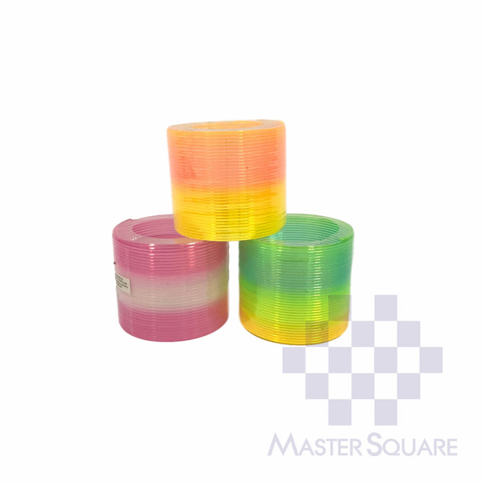 Slinky Tricolors-Master Square
