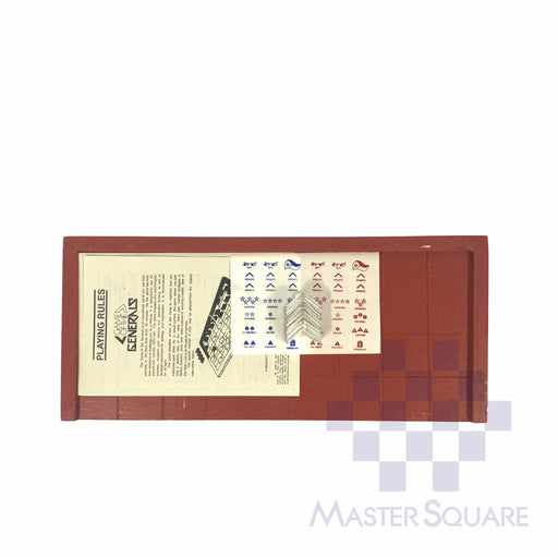 Games Of The Generals Medium-Master Square