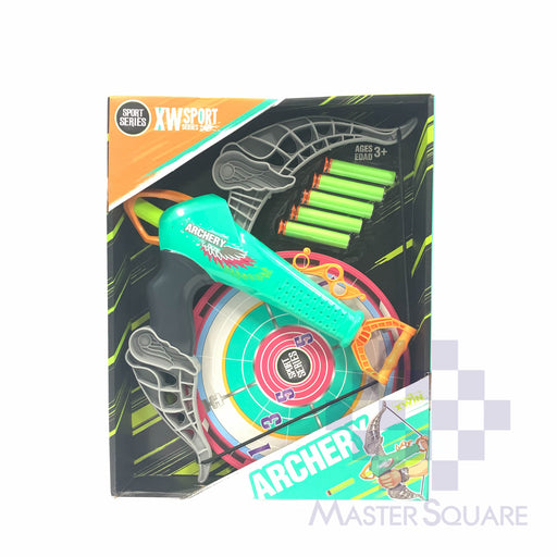 Archery Set 1064a-Master Square