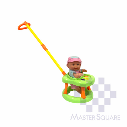 Baby Toddler Trolley 158b-Master Square