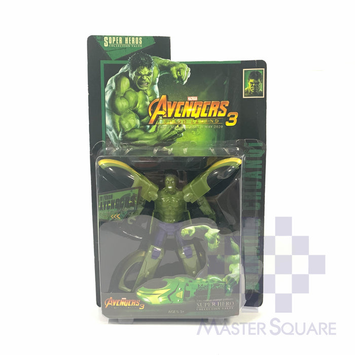 Avenger Union Legend 3 Hulk-Master Square
