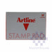Artline Stamp Pad #1 67x106mm Red-Master Square