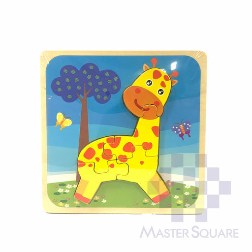 Puzzle Wood Grifaffe 218156-Master Square