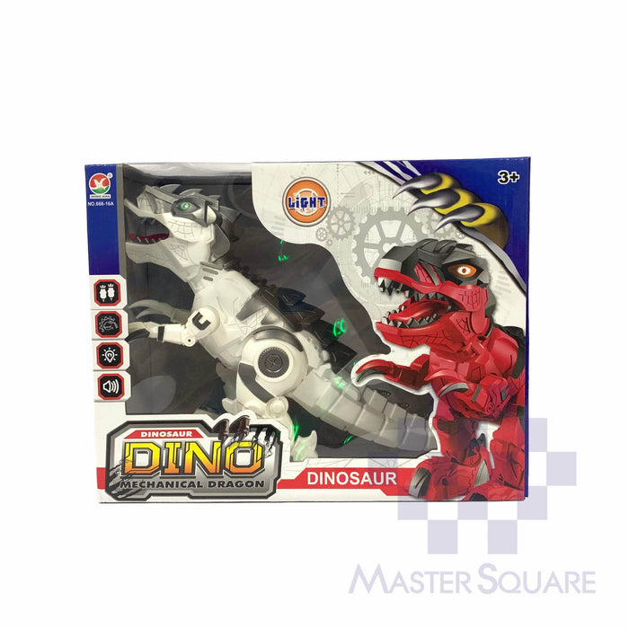 Dinosaur Mechanical Dragon 666-16a-Master Square
