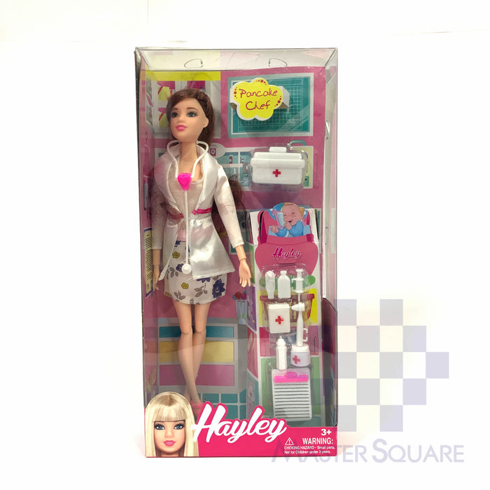Hayley Dentist Doll-Master Square