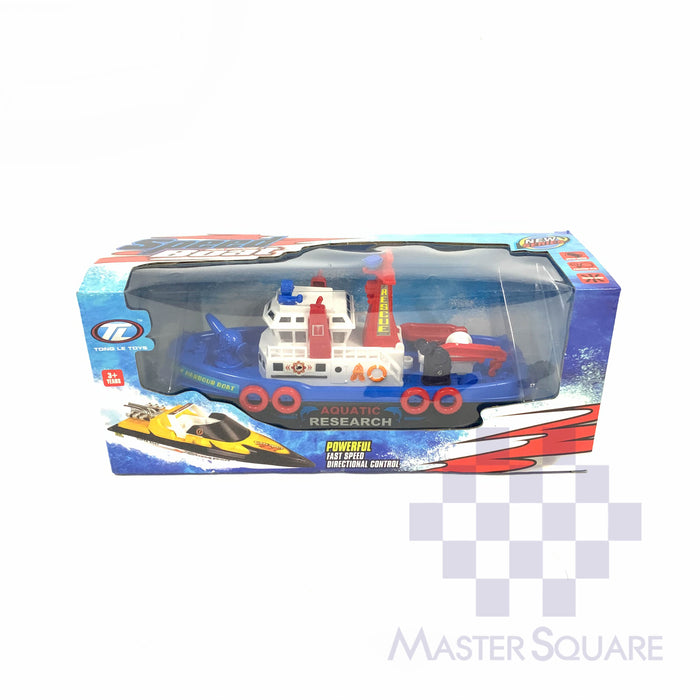 Speed Racing Boat 3804b-Master Square