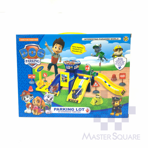Paw Patrol Parking Lot-Master Square
