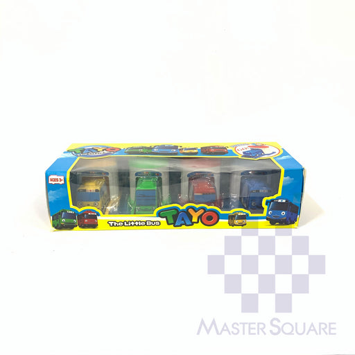 Tayo The Little Bus Set 4 In 1-Master Square