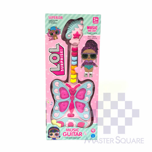 Lol Surprise! Music Guitar Butterfly 663-1-Master Square