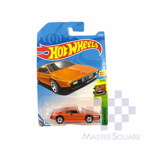 Hot Wheels Lotus Esprit S1-Master Square