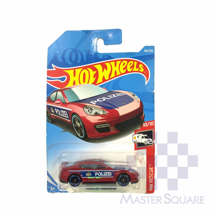 Hot Wheels Porche Panemera-Master Square