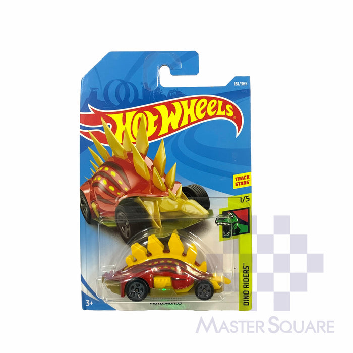 Hot Wheels Motosaurus-Master Square