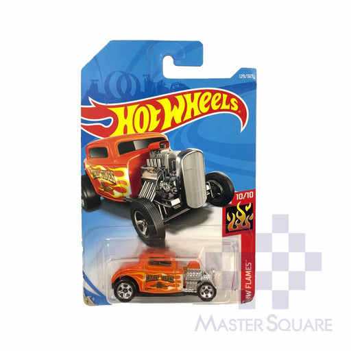 Hot Wheels 32 Ford-Master Square