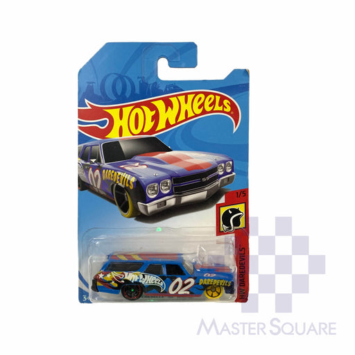 Hot Wheels 70 Chevelle Ss Wagon-Master Square