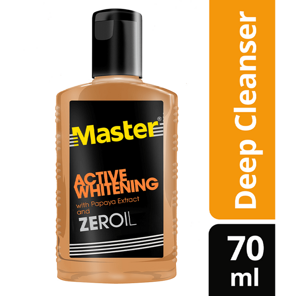 Master Facial Care Active Whitening 70ml-Master Square
