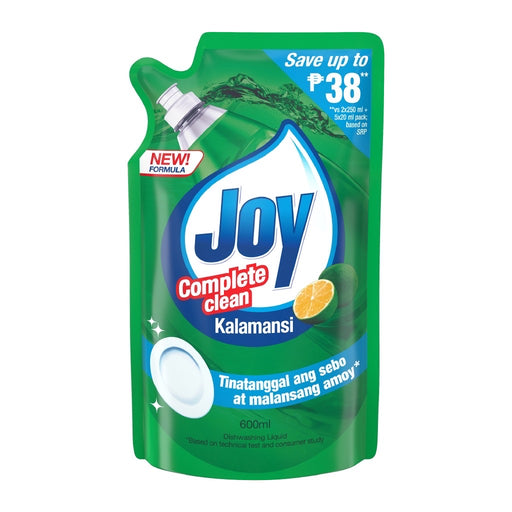 Joy Dish Washing Liq Kalamansi 190ml-Master Square