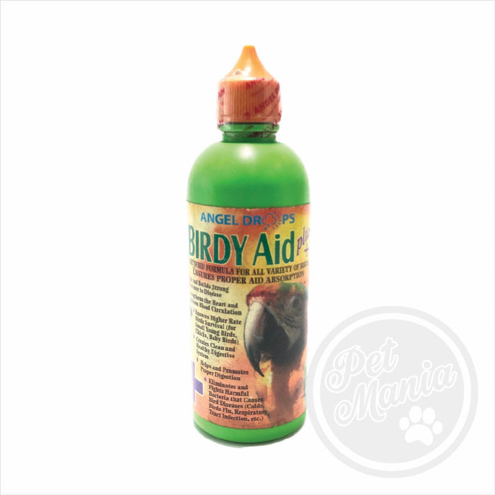 Angel Drops Birdy Aid 120ml-Master Square