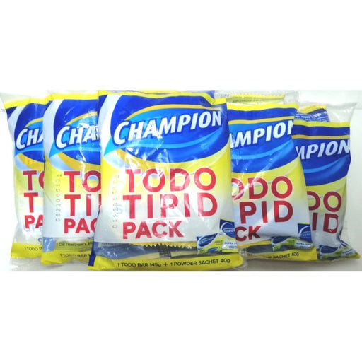 Champion Bar Todo Tipid Pack-Master Square
