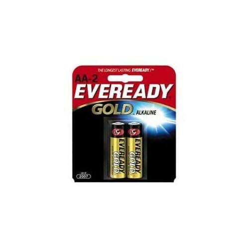 Eveready Gold Aa 2's A91bp2-Master Square