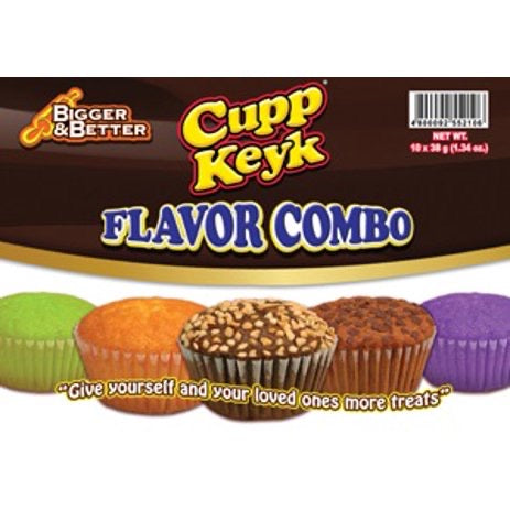 Cupp Keyk 35g-Master Square