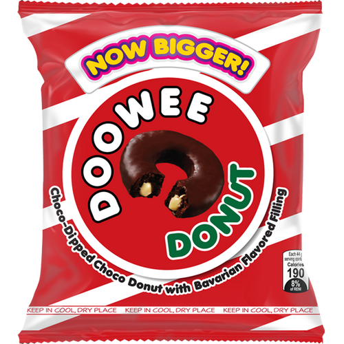Doowee Donut Assorted 8's-Master Square
