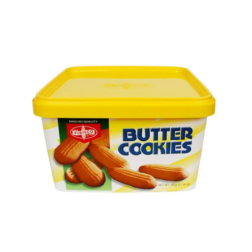 Fibisco Butter Cookies 600g-Master Square