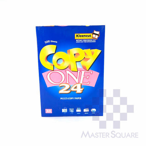 Copy One A4 8.27 X 11.69 Sub24 (Max of 2reams/brand per delivery. Please choose another brand if you wish to add more reams to your order)-Master Square
