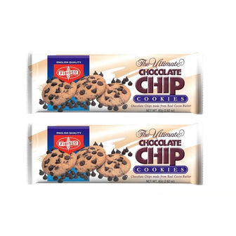 Fibisco Chocolate Chip Cookies 80g-Master Square