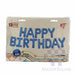 Foil Balloon Hbd Set Blue Stars-Master Square