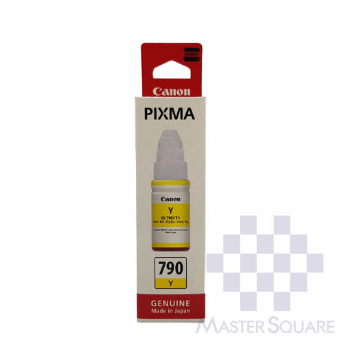 Pixma Canon 790 70ml Yellow-Master Square
