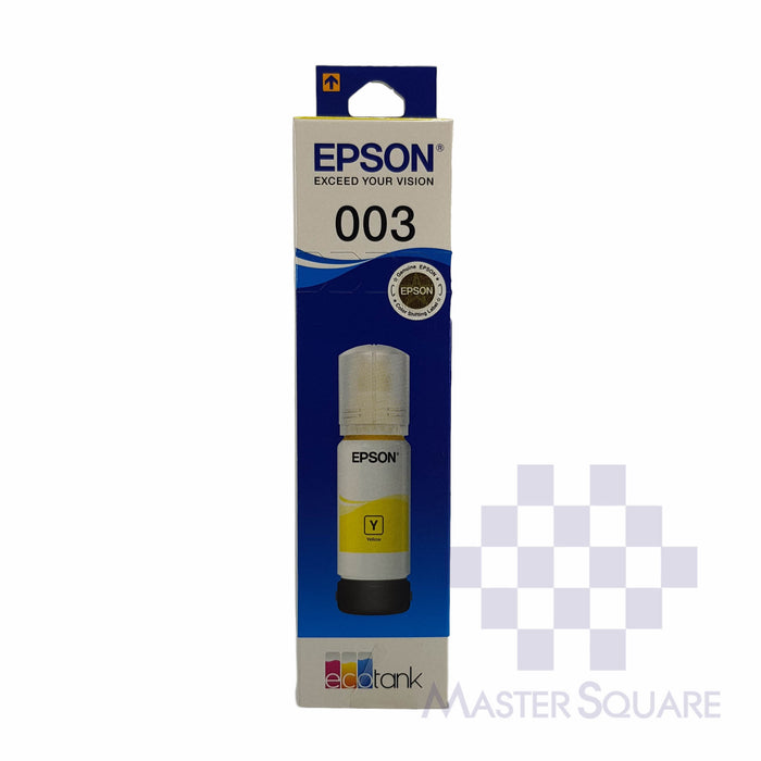 Epson Ink 003 65ml Yellow-Master Square