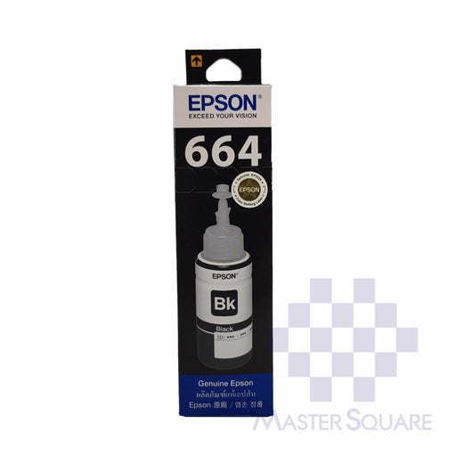 Epson Ink 664 70ml Black-Master Square