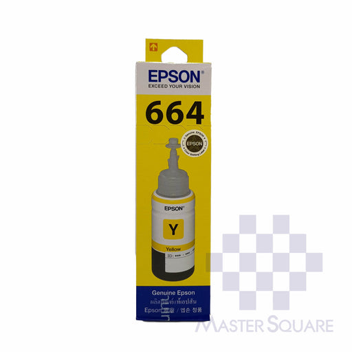 Epson Ink 664 70ml Yellow-Master Square