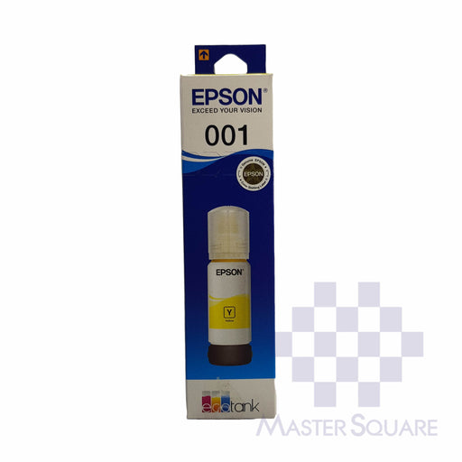Epson Ink 001 70ml Yellow-Master Square